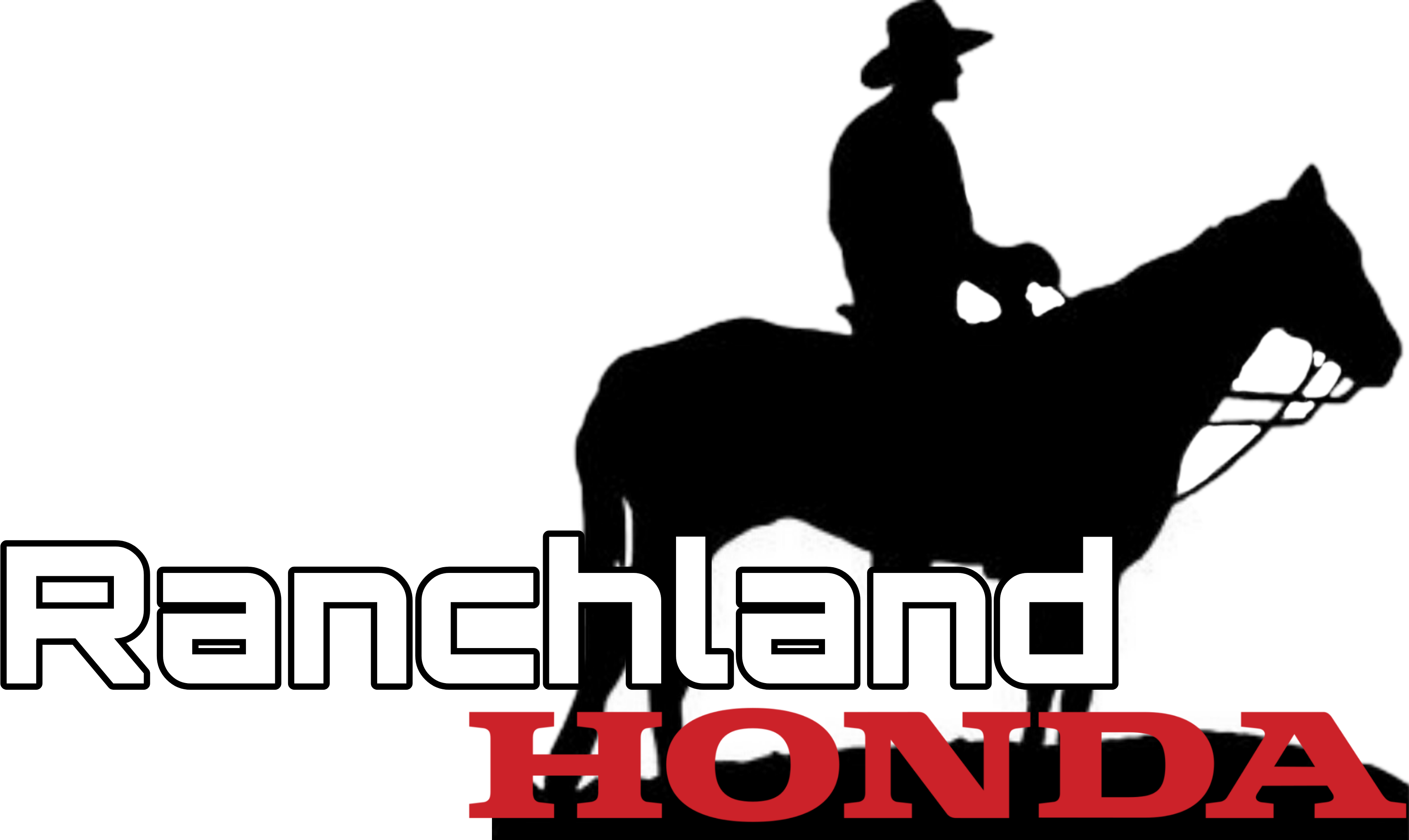 Ranchland Honda dealer main logo
